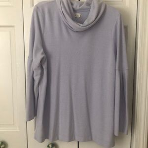 Lou and grey cowl neck sweater
